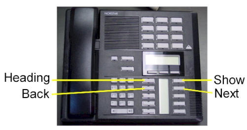 Nortel Norstar 7208 Meridian Business Telephone Systems