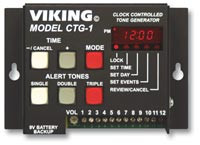 Viking PA System Event Timed Tone Generator in Cincinnati, Columbus and Dayton Ohio